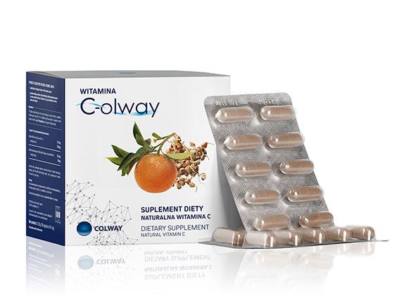 Kutija Colway vitamina C