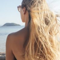 Kako da oporavite kosu oštećenu slanom vodom